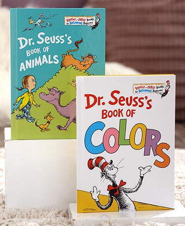Dr. Seuss's Book of Animals or Colors