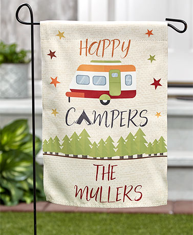 Personalized Double-Sided Garden Flags