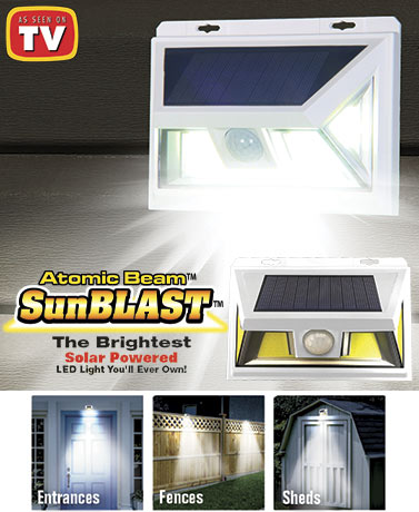 Atomic Beam™ SunBLAST™