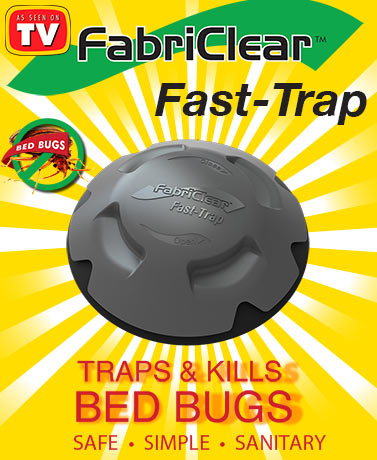 FabriClear™ Bed Bug Solutions
