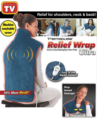 Thermapulse™ Relief Wrap Ultra