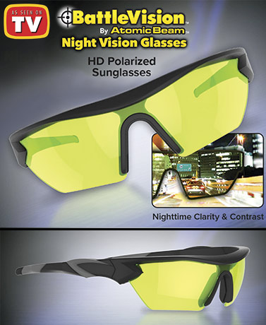 BattleVision™ Night Glasses
