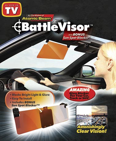 Atomic Beam® BattleVisor™