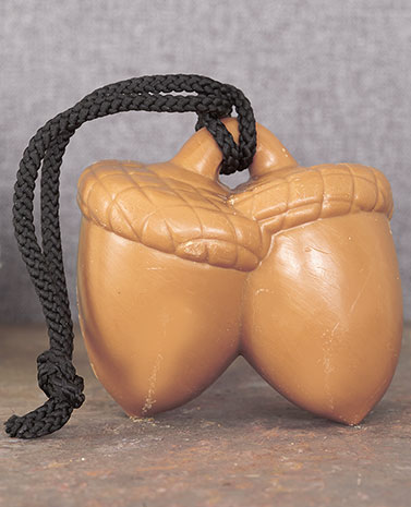 Wash Your Nuts! Novelty Soap on a Rope