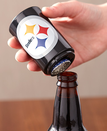 NFL Push Down Bottle Openers
