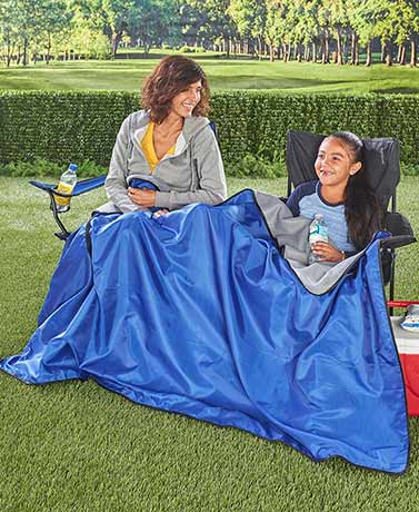 Oversized All-Weather Blankets for Two