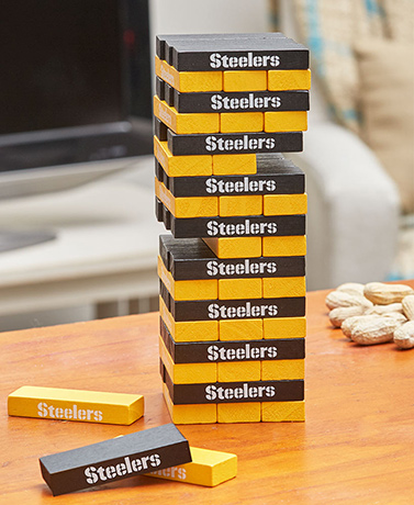 NFL Tabletop Stacker Games