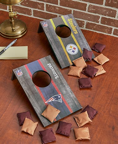 NFL Tabletop Toss Games