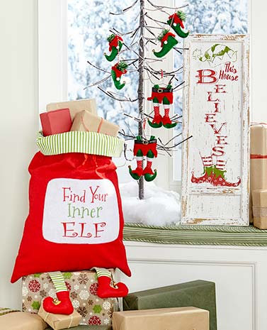 Elf Holiday Collection