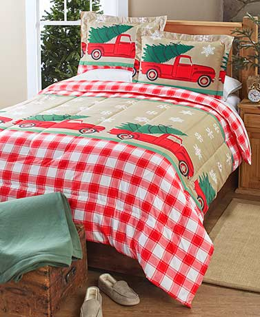 Tree Farm Comforter Set