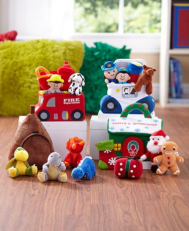 Carry Along Playsets with Sound