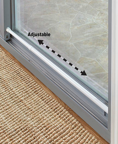 Window or Sliding Door Security Bars