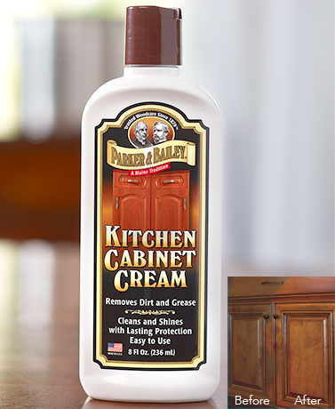 Parker & Bailey™ Kitchen Cabinet Cream