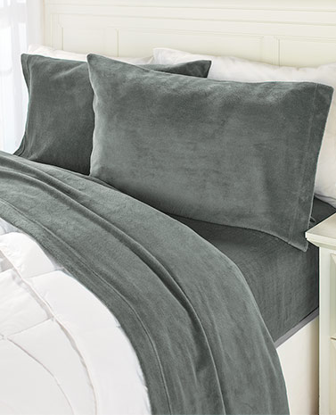 Plush Microfleece Sheet Sets