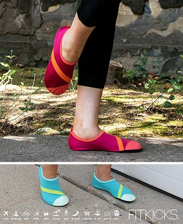 Fitkicks® Lifestyle Slip-On Shoes