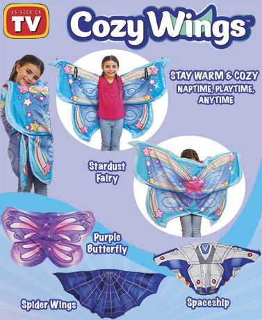 Cozy Wings™
