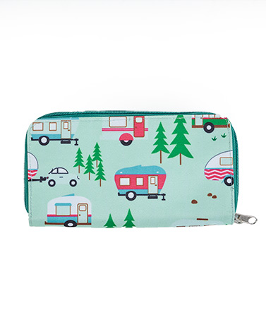 Happy Camper Bag Collection - Wallet