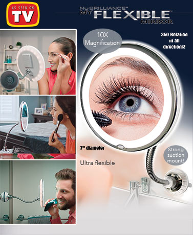 NuBrilliance™ My Flexible Mirror