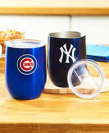 MLB™ Stainless Steel Ultra Tumblers
