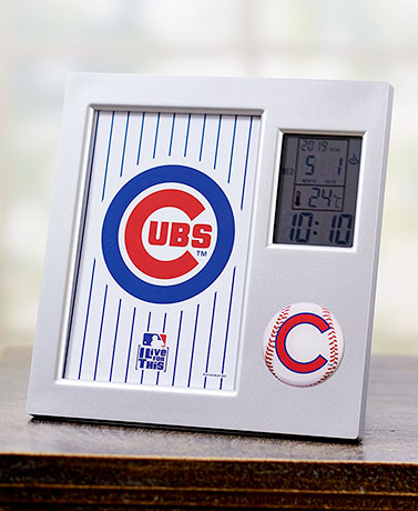 MLB™ Digital Desk Clocks