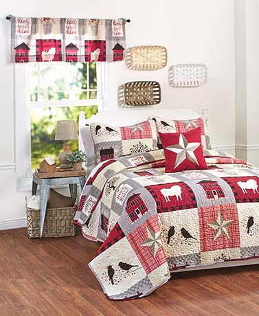 Homestead Quilt Collection