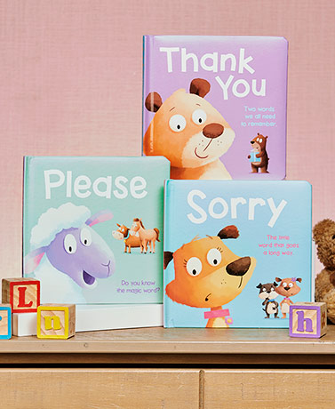 Animals Make Manners Fun Books