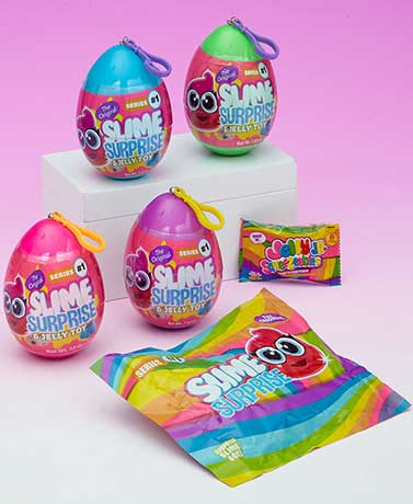 2-Pk. Slime Surprise Eggs