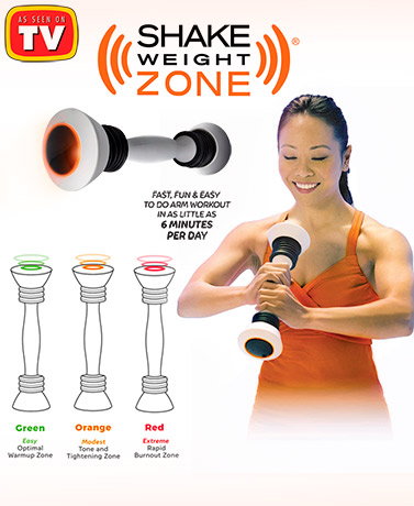 Shake Weight® Zone
