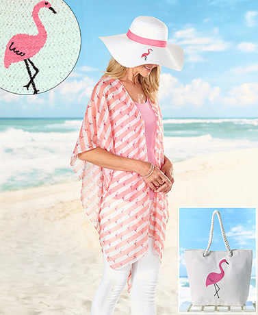 Flamingo Beach Accessories