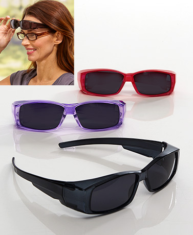 Fit-Over Polarized Sunglasses