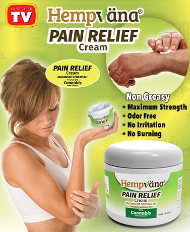 Hempvana™ Pain Cream