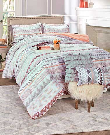 Desert Sands Bedding or Rug Collection