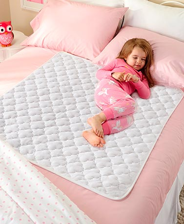 Washable Waterproof Bed Pads