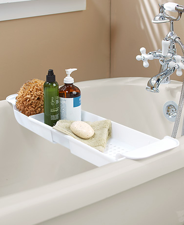 Extendable Bath Caddies