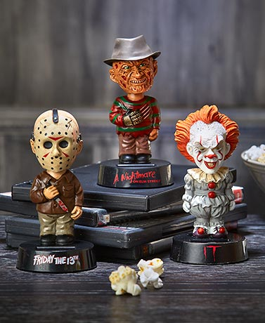 Licensed Halloween Bobble Heads