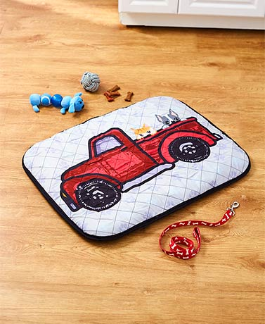 Camper or Truck Pet Beds