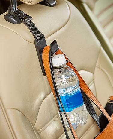 Headrest Organizer Car Hooks