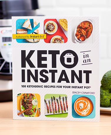 Keto in an Instant Cookbook