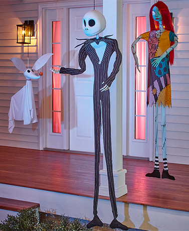 Nightmare Before Christmas Poseable Characters