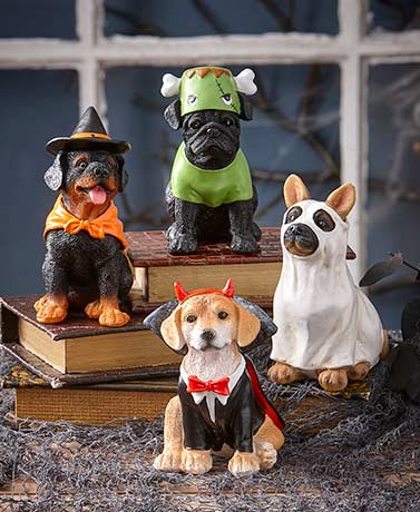 Halloween PAW-ty Pups