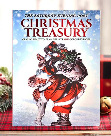 Saturday Evening Post Christmas Treasury