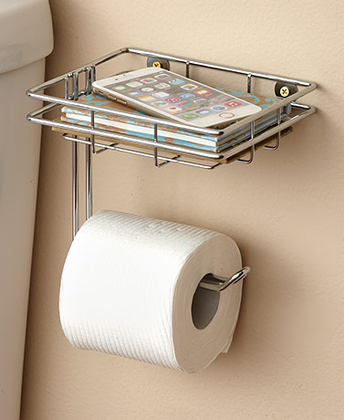 Toilet Paper Holders with Storage
