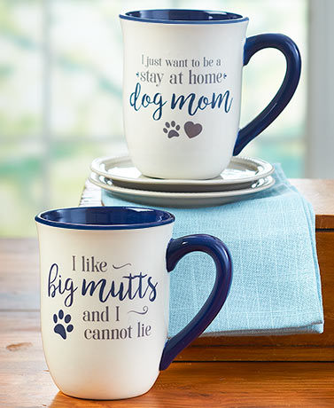 Dog Lover's Coffee Mugs