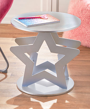 Shaped Icon Tables