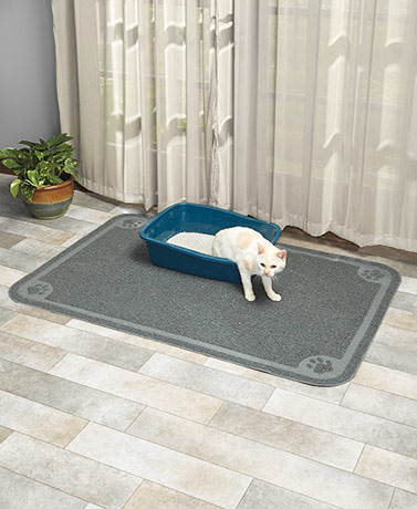 Oversized Cat Litter Mats