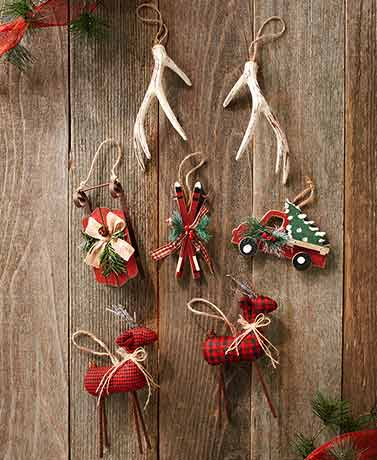 Woodland Ornament Sets