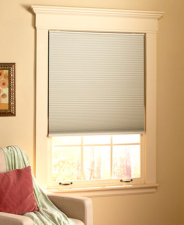 Blackout Cordless Cellular Shades