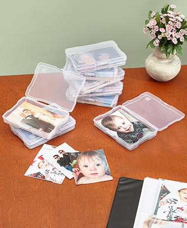 "4"" x 6"" Photo Keeper Sets"