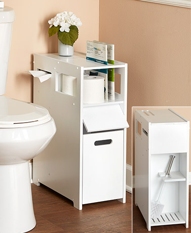 Multipurpose Bathroom Storage Organizers