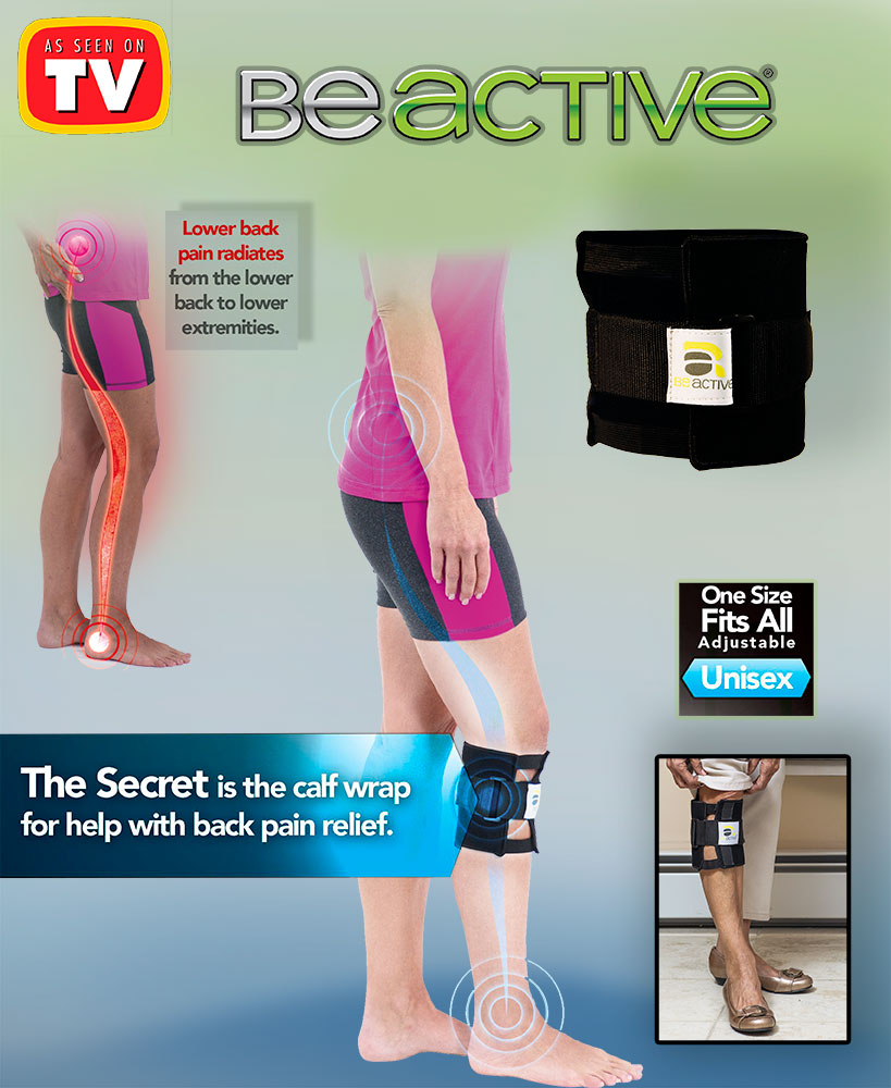 f512be80a5 BeActive® Pressure Brace | LTD Commodities